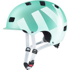 UVEX HLMT 5 Bike Pro Cykelhjelm, mint mat